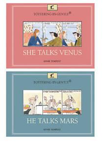She Talks Venus, He Talks Mars by Annie Tempest (Hardback, 2011)