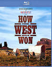 How the West Was Won (Blu-ray Disc, 2011, Special Edition)