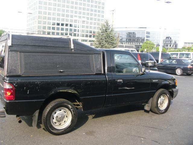 2001 ford ranger xl work truck camper shell 4 cyl auto 8201 leesburg. Cars Review. Best American Auto & Cars Review