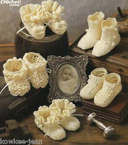18 Free Baby Shoe Patterns, Baby Bootie Patterns