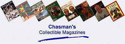 Chasman's Collectible Magazines