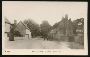 Beds-BEDFORD-Elstow-Swan-Inn-unposted-RP-PPC