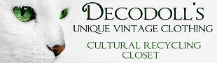 DECODOLLS CULTURAL RECYCLING CLOSET