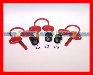 Kit serrature 3 pz per baule e valigie givi tutti tipi for Kit per baule logati a mano