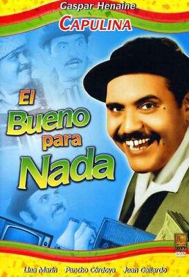El Bueno Para Nada (1973) Capulina Dvd