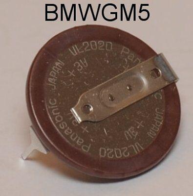 Panasonic VL2020 Battery for BMW E46 E60 E90 Key Fobs