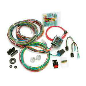 jeep cj5 wiring harness ebay. Black Bedroom Furniture Sets. Home Design Ideas
