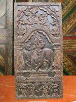 Carved Door Panel Teak Wood Door India Furniture