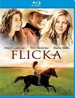 Flicka (Blu-ray Disc, 2011, Canadian; French)