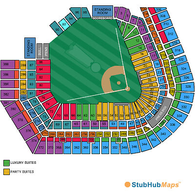 Camden Yards Seating Chart Car Interior Design
