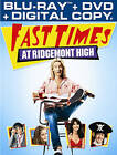 Fast Times at Ridgemont High (Blu-ray/DVD, 2012, 2-Disc Set, Includes Digital Copy)