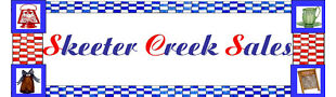Skeeter Creek Sales