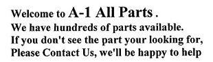 A-1 All Parts