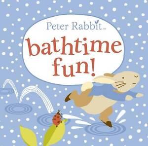 Peter Rabbit Bathtime Fun, Beatrix Potter