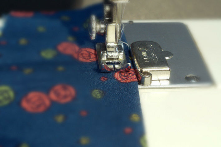 SEWING MACHINE MINI MAGNETIC SEAM GUIDE 40 IN 40 WILL FIT ALL TYPE OF Unique Sew Crafty Mini Sewing Machine Instructions