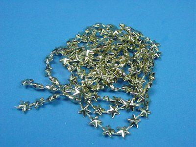 Dollhouse Miniature 1:12 Scale X'mas Star Tree Trim Accessories Z4872