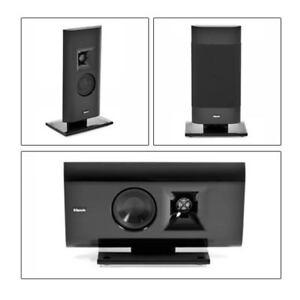 Klipsch-Gallery-G-12-Flat-Panel-Speaker-Black-LCR-each