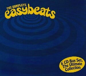 THE EASYBEATS The Complete Easybeats 6CD BOX SET BRAND NEW