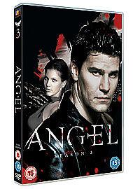 Angel - Series 3 - Complete (DVD, 2011)