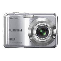 Fujifilm-FinePix-AX-500-AX500-14-1-MP-Digitalkamera-Silber-NEU-OVP