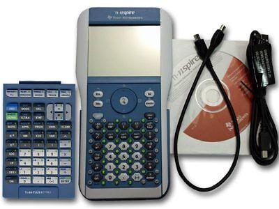 Texas Instruments TI-Nspire Calculator w/ TI-84 Plus Keypad