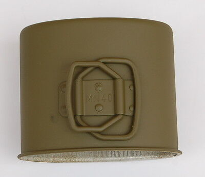WWII German Canteen Cup - Field Grey