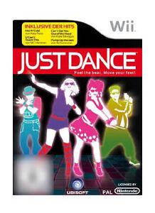Just-Dance-Nintendo-Wii-FREE-POSTAGE-AUS
