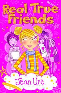 Good, Real True Friends, Jean Ure, Book
