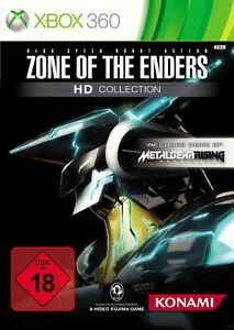 Zone of the Enders HD Collection (Xbox 360 Microsoft) NEU & OVP