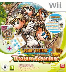 Family Trainer: Treasure Adventure (Nintendo Wii, 2010, DVD-Box) - Jenbach, Österreich - Family Trainer: Treasure Adventure (Nintendo Wii, 2010, DVD-Box) - Jenbach, Österreich