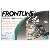 Merial-Frontline-Plus-6-Pack-For-Cats