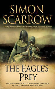 The-Eagles-Prey-Roman-Legion-5-Simon-Scarrow-Good-0755301161