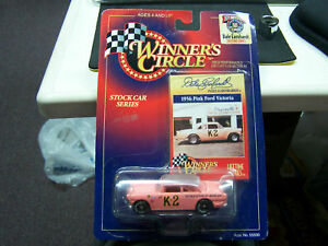 dale earnhardt k 2 1956 pink ford victoria stock car. Black Bedroom Furniture Sets. Home Design Ideas
