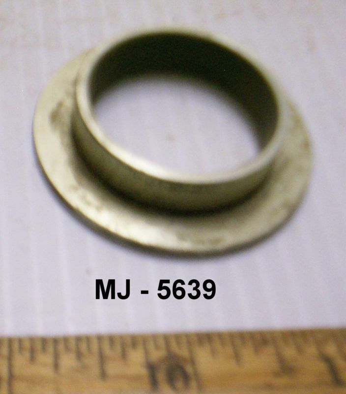 Aluminum Sleeve Bearing / Bushing - P/N: MS21241-10A-011 (NOS)
