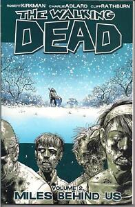 The Walking Dead - Vol. 2 Miles Behind Us   NEW/Softcover/TPB