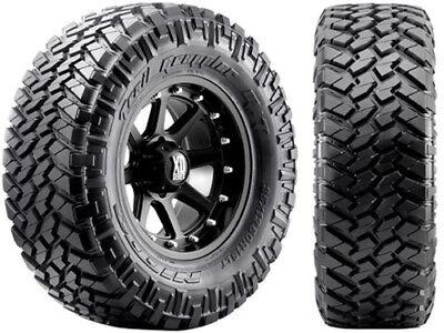 4 255/75-17 Nitto Trail Grappler M/t Mud 75r17 R17 75r Tires
