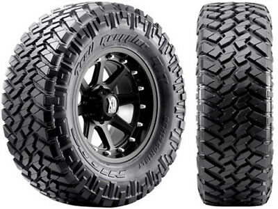4 285/70-16 Nitto Trail Grappler M/t Mud 70r16 R16 70r Tires
