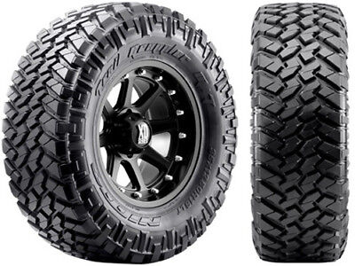 4 255/75-17 Nitto Trail Grappler M/t Mud 75r17 R17 75r Tires