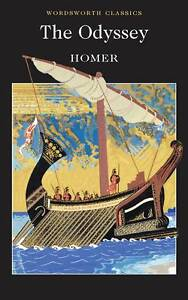 The-Odyssey-Wordsworth-Classics-By-Homer-Adam-Roberts-Very-Good-Paperback-Boo