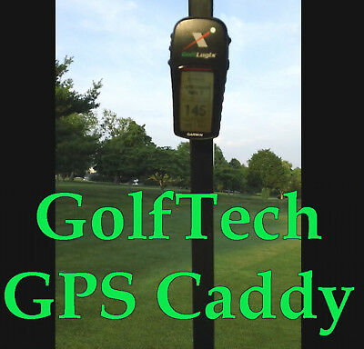 Skycaddie Sky Golf Temporary Cart Mount Holder Sg5 Sg4 Sg3.5 Sg2 Sgx W Sgxw