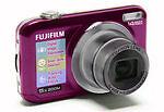 Fujifilm FinePix JX300 14.0 MP Digital Camera - Black