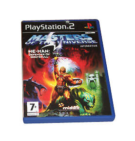 Masters of the Universe (Sony PlayStation 2, 2005) - European Version