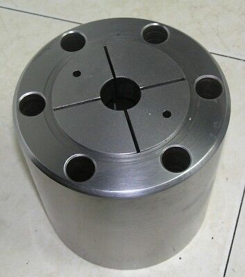 Standard Collet Chuck A2-6 Spindle Mount For S20 Collet Master