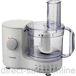 Kenwood FP120 Compact Food Processor 400W 1 Speed New