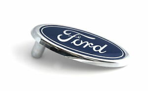 Genuine-New-FORD-FOCUS-GRILLE-BADGE-For-MK1-Zetec-Ghia-Hatch-1998-2004