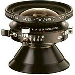 Schneider  Super-Angulon XL 47 mm   F/5.6  Lens