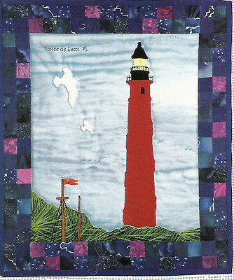Ponce De Leon Lighthouse Quilt Pattern Country Quilter