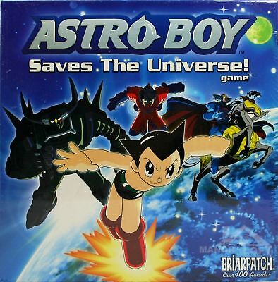 Briarpatch Game- Astro Boy Saves The Universe 2004