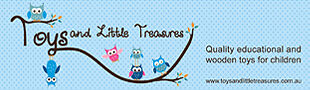 Toys and Little Treasures