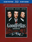 GoodFellas (Blu-ray Disc, 2010, 2-Disc Set, 20th Anniversary Edition)